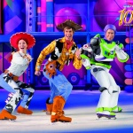 Disney On Ice 2015: Woody, Jesse y Buzz
