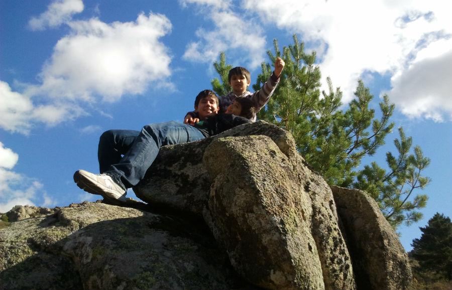 Excursiones al campo con niños en Semana Santa
