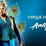 Amaluna, de Circo del Sol, en Madrid