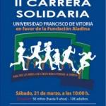 Carrera solidaria contra el cáncer en Madrid