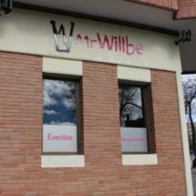 Mr. Willbe es un centro de ocio y cultura para niños en Madrid