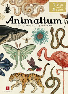 Portada del libro Animallium