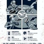 Hip Hop para niños en Barcelona