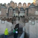 Visitamos el Castillo de Coca