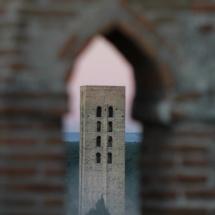 Vistas desde el Castillo de Coca, Segovia