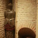 Interior del Castillo de Coca, Segovia