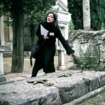 La guía nos explica la historia del Cementerio de San Isidro