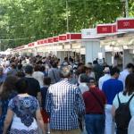 La Feria del Libro de Madrid con niños