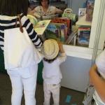 La Feria del Libro de Madrid, con niños