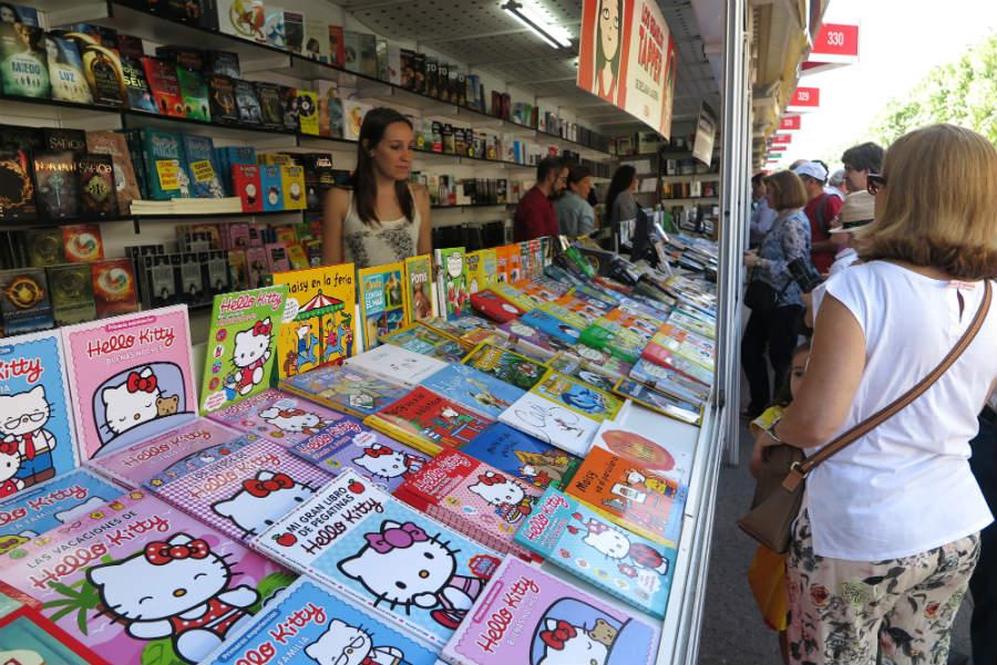 libros infantiles madrid