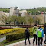Una visita al Museo Guggenheim con ojos de niño