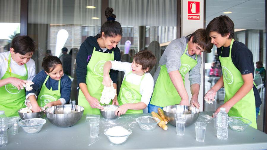 Imagen de los campamentos de cocina Master Chef