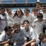 Campamentos de inglés y fútbol del Real Madrid