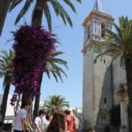 Visitamos Chipiona, en Cádiz, con los niños