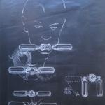 Objetos de la exposición sobre James Bond
