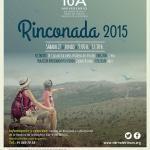 Cartel de Rinconada 2015