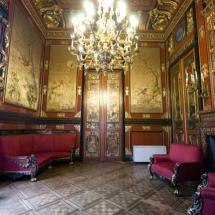Salón Chino del Palacio de Linares