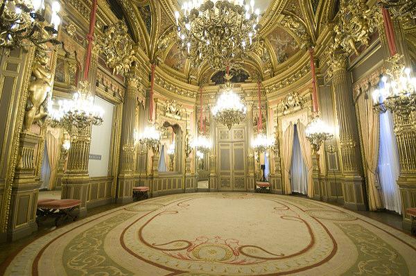 Salón de Baile del Palacio de Linares
