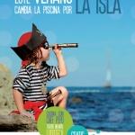 Actividades infantiles en Islazul, verano 2015