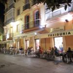 Freiduría Las Flores, en Cádiz