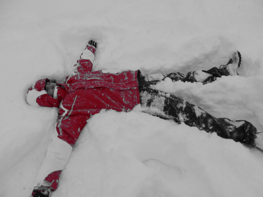 Organiza tus vacaciones de esquí en verano y échate a dormir :)