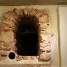 Estancia de los aljibes medievales de Teruel