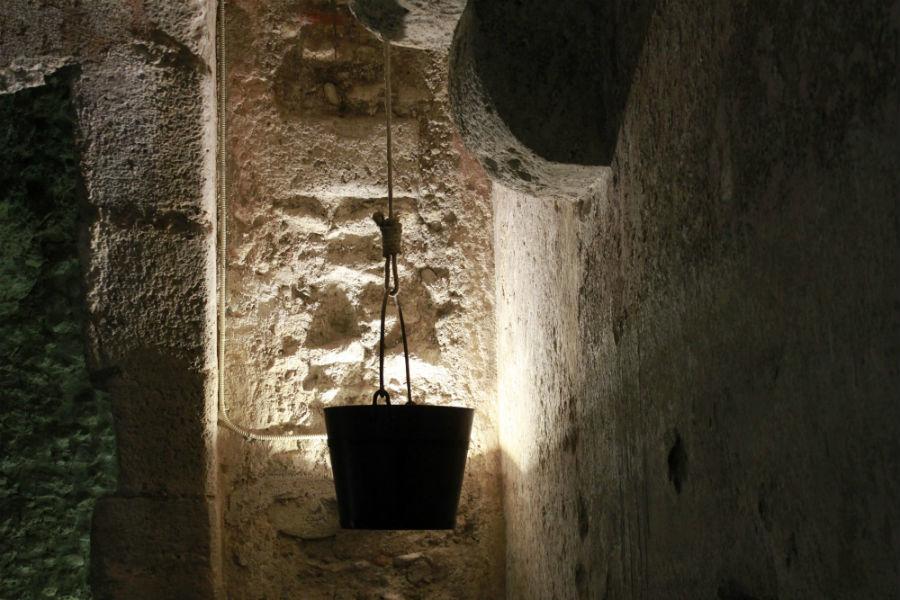 Los aljibes son construcciones subterráneas para la recogida y distribución de agua