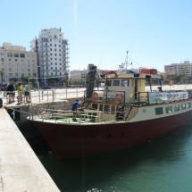 Excursión en barco por la Bahía de Cádiz