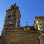La catedral de Teruel, con niños