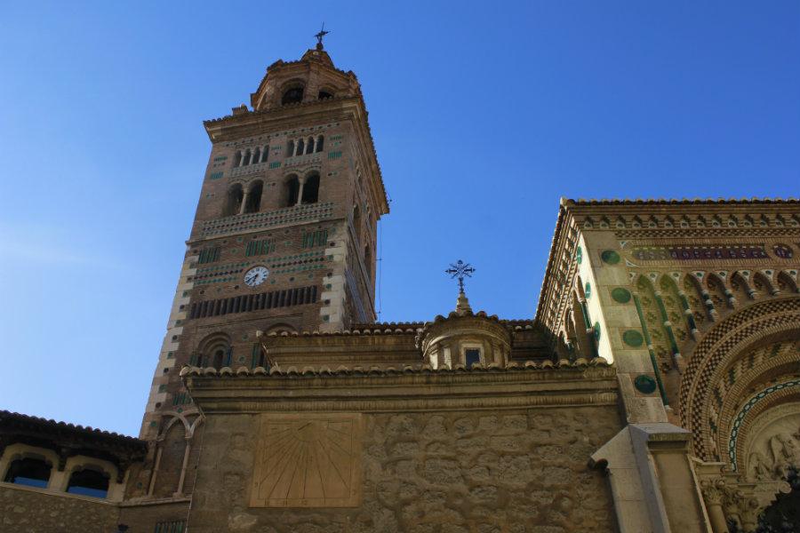 La catedral de Teruel es una de las más originales de España