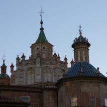La catedral de Teruel es de estilo gótico-mudéjar