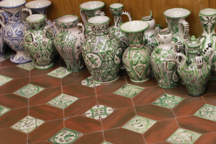 Descubrimos los secretos de la cerámica de Teruel