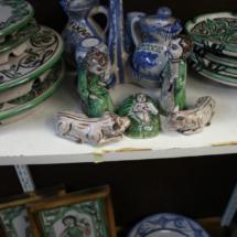 Figuritas de cerámica de Teruel