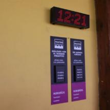 Las diferentes actividades de Dinópolis están debidamente señalizadas