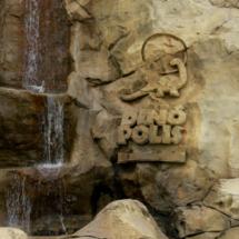 Visitamos Dinópolis, el gran parque temático de los dinosaurios