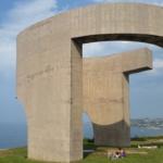 'Elogio del Horizonte', la escultura mágica de Gijón