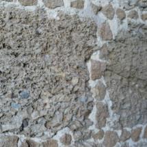 El Faro de Chipiona está construido con roca ostionera