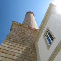 El Faro de Chipiona es el más alto de España y uno de los más altos del mundo.