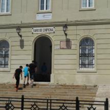 Acceso al Faro de Chipiona