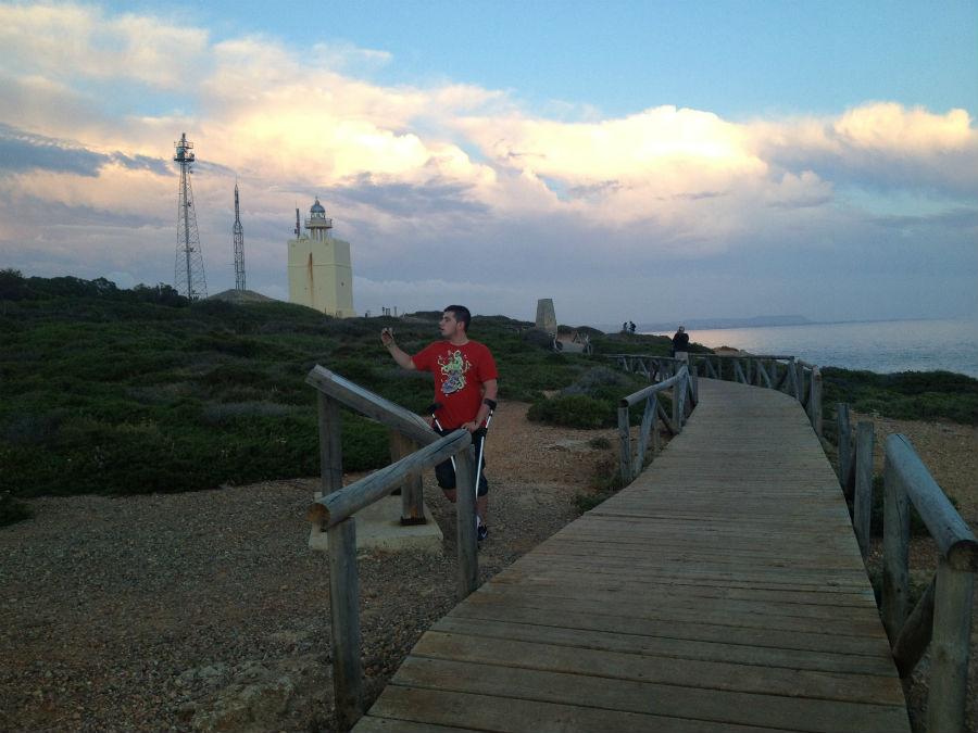 Excursiones por la costa de Cádiz... para hacerse selfies :)