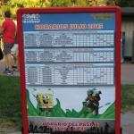 Horarios para el Parque de Atracciones de Madrid