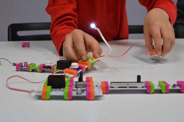 Makeathon LittleBits: BitOlimpiadas