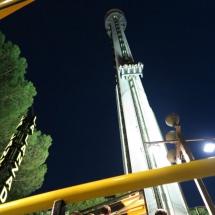 Máquina del Parque de Atracciones de Madrid