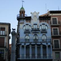 La Plaza del Torico de Teruel es un espacio precioso cargado de historia y de leyendas