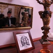 Reliquias de la iglesia de Santa Catalina, en Conil de la Frontera
