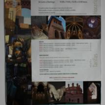 Cartel en el Museo de los Amantes, en Teruel