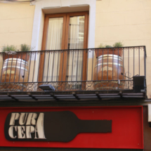 Local de gastronomía típica de Teruel