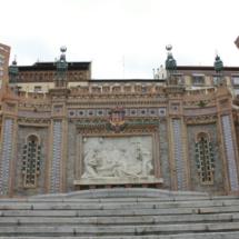 Edificio mudéjar de Teruel