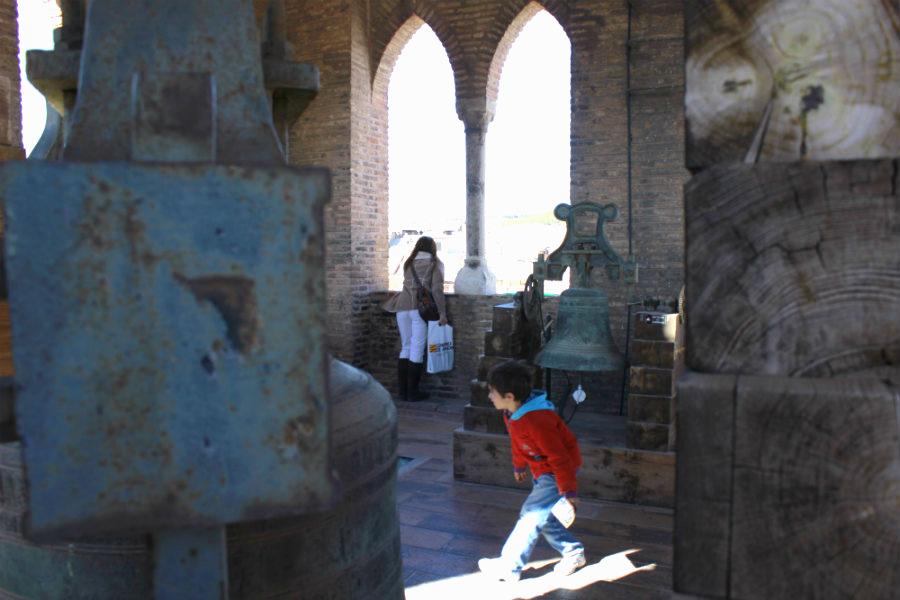 Ruta Mudéjar por Teruel, con niños
