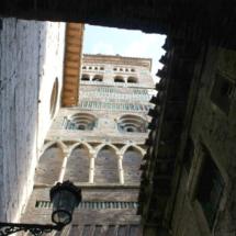 Torre mudéjar del Salvador, en Teruel